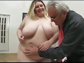 Daddy Big Tits European