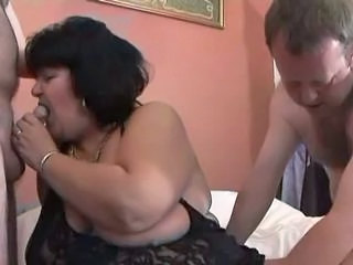 Older Threesome Mature