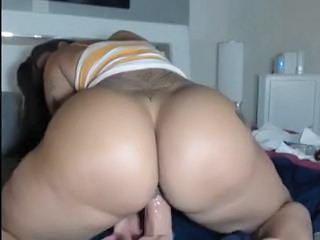 Latina Ass Dildo
