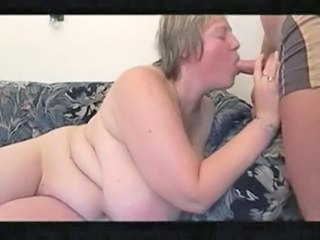 Mom Big Tits Blowjob