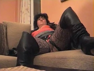 Clothed Homemade MILF