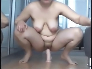 Dildo BBW Homemade