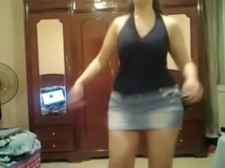 Skirt Arab Dancing Amateur Arab