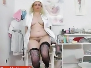 Doctor Uniform Mature