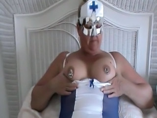 NAUGHTY NURSE HOTHEELS