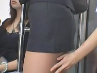 hermaphrodite on a train