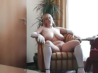Russian MILF Natural