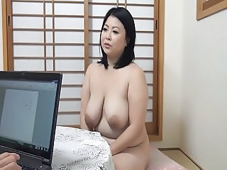 Mom Asian Big Tits