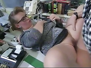 Office Clothed Secretary