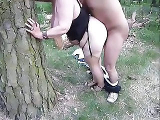 Doggystyle Outdoor BBW