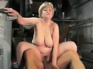 German Big Tits BBW