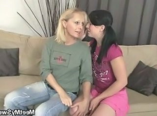 Hot GF rides old man cock hard