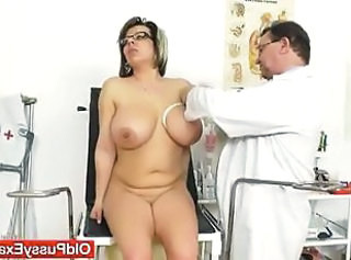 Big Tits Doctor Natural