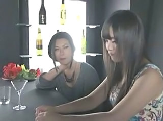 JAV lesbian bondage introduction