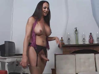 Video from: xhamster | shemale+pantyhose fuck