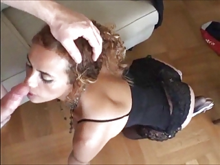Sissys & Shemales sucking cock and licking ass
