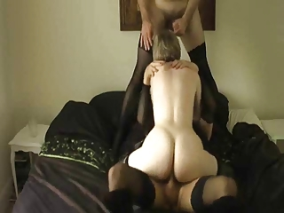 Crossdressing oral fun 5 of 5