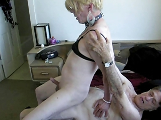 Older Mature Amateur
