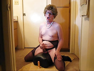 JOANNE SLAM - NASTY BRUNETTE TRANNY SLUT - JULY 14 2012