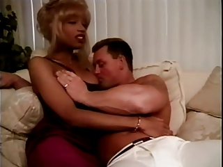 Ebony Vintage Interracial