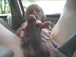 Amateur Big Cock Outdoor