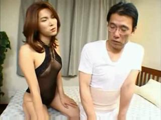 Asian Old And Young Lingerie