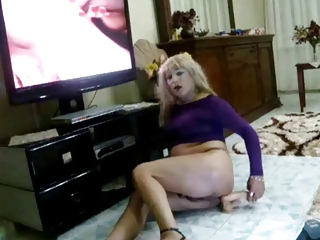 Mature Gode Masturbation