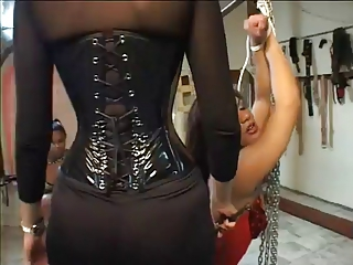 Latex Slave Fetish