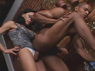 Mylena Bismark in banging action