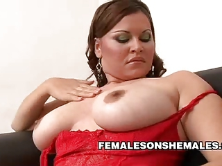 Shemale Karen Venus on Female