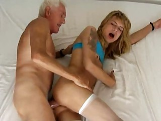 Old And Young Anal Amateur