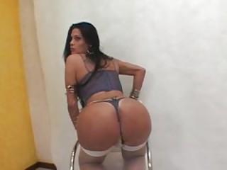 Ass Lingerie Latina