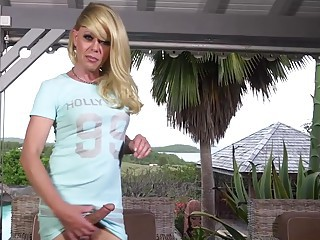 Joanna Jet Me and You 192 Knitted Dress 29 April 2016