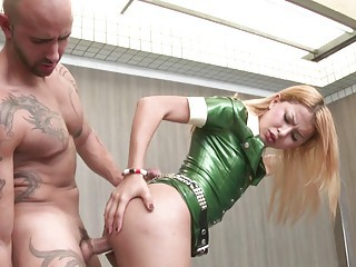 Anal Asian Latex