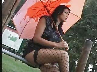 Outdoor Asian Amateur
