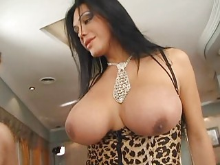 super brunette big boobs tits busty perfect body