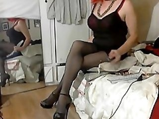 Video from: tube8 | anal drilling, crossdressers, erotic scenes, high heels, ladyboy anal