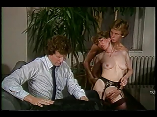 British Threesome Vintage British British Milf European