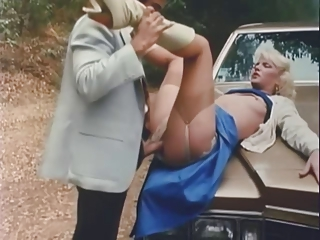 Car Big Cock Clothed Big Cock Milf Milf Stockings Outdoor
