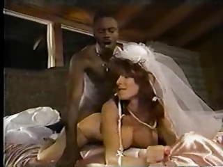 Bride Interracial Doggystyle