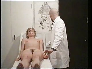 Doctor French Hairy European French French Milf