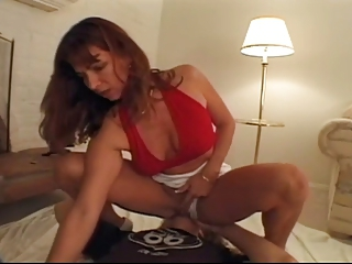 Clothed Riding MILF Milf Anal