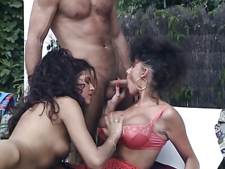 British Amazing Threesome Big Tits Big Tits Amazing Big Tits Blowjob