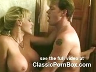 Vintage Big Tits Blonde Bathroom Bathroom Tits Big Tits