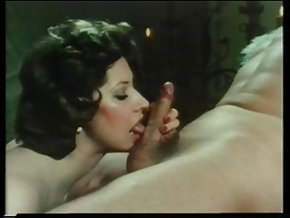 Blowjob Vintage MILF Blowjob Milf European French