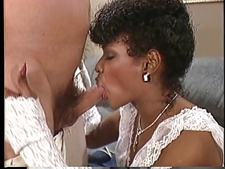 Ebony Interracial MILF Blowjob Milf Milf Blowjob