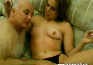old fellow dave fucks a 38 year old slut