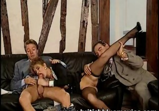 Clothed Threesome Blowjob Blowjob Milf British British Milf