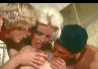 MILF Threesome Vintage Ass Licking Milf Ass Milf Threesome