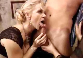German Mature Threesome Babe Ass Blowjob Babe Blowjob Mature